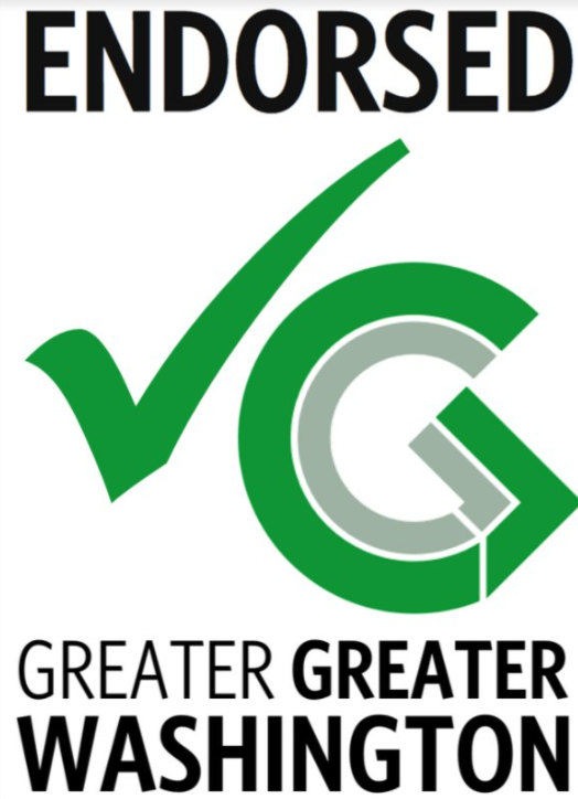 Endorsed Greater Greater Washington
